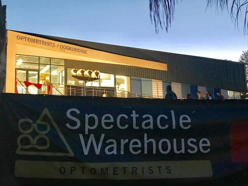 Spectacle Warehouse completed in Tshwane