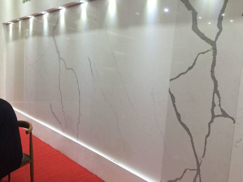 Cararra 20mm Quartz Engineered Stone