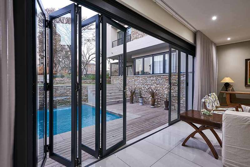 Inso Aluminium, a division of Inso Architectural Solutions, specialises in the custom design, manufacture and installation of Windows, Doors, Sliding Doors and Sliding Folding Doors; working together with the Architect, Builder and Owner of the home to en