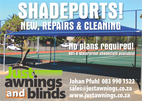 Just Awnings & Blinds (pty) Ltd