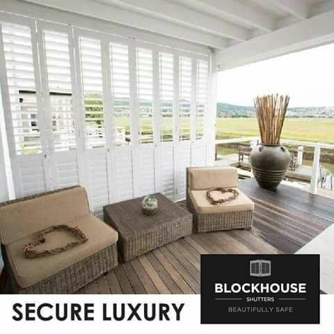 BLOCKHOUSE SHUTTERS