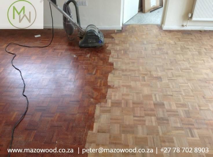 Floor Sanding, Repairs & Restoration