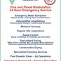 24Hour -Flood and Fire Disaster Management Services