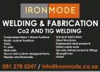 IRONMODE MANUFACTURING AND ENGINEERING PTY LTD