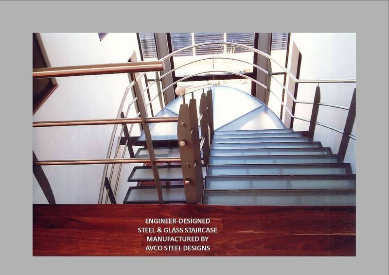 ENGINEER-DESIGN STAIRCASE